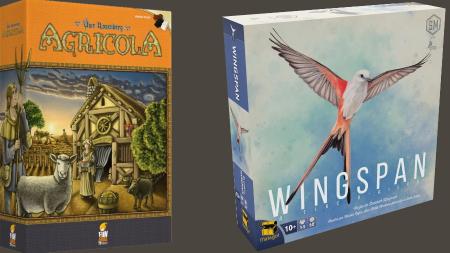 Agricola & Wingspan