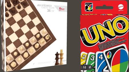 Echecs & UNO
