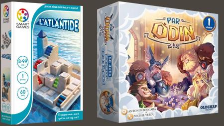 L'Atlantide & Par Odin