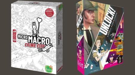 Micro Macro & Unlock!
