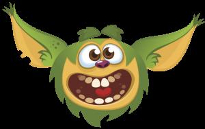 Tête du Gremlin